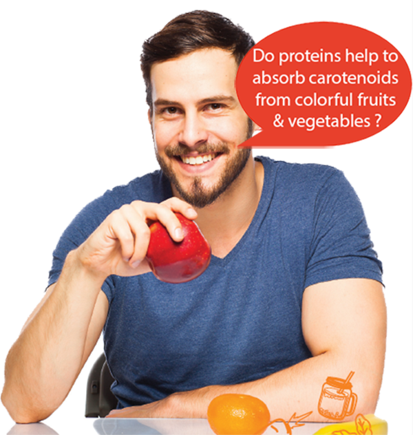 Discover the benefits of carotenoids on body and health!